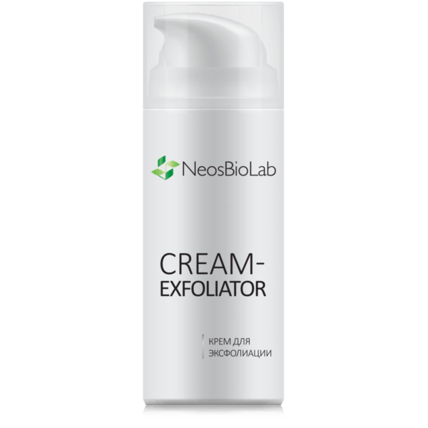 Cream-Exfoliator