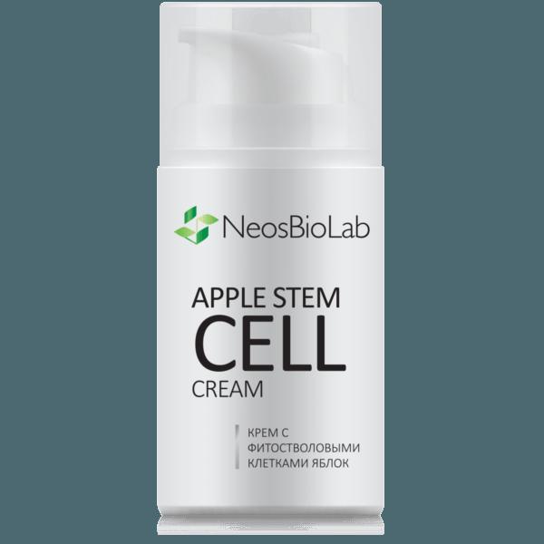 Крем с фитостволовыми клетками яблок