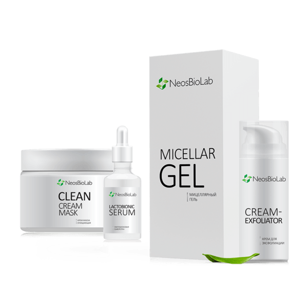 Программа ухода за жирной кожей NeosBioLab