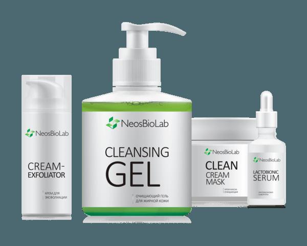 Программа Очищения кожи