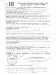 Декларация Маска Алабино