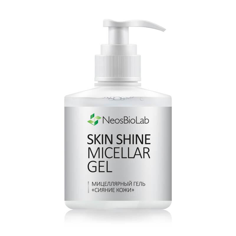 Мицеллярный гель Сияние кожи