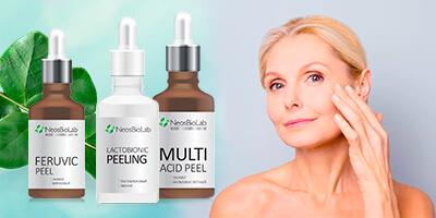 Роль экспозом-факторов на процессы преждевременного старения кожи. Профилактика и коррекция увядания кожи от NeosBioLab.